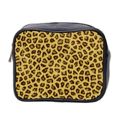 LEOPARD FUR Mini Toiletries Bag 2-Side by trendistuff