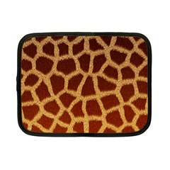 Giraffe Hide Netbook Case (small)  by trendistuff