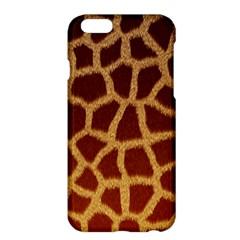 GIRAFFE HIDE Apple iPhone 6 Plus/6S Plus Hardshell Case by trendistuff