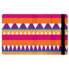 Stripes And Peaks Apple Ipad 3/4 Flip Case by LalyLauraFLM