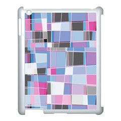 patches  Apple Ipad 3/4 Case (white) by LalyLauraFLM