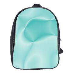 Colors In Motion,teal School Bags (xl)  by MoreColorsinLife