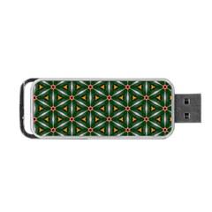 Cute Pretty Elegant Pattern Portable Usb Flash (two Sides) by creativemom