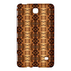 Faux Animal Print Pattern Samsung Galaxy Tab 4 (7 ) Hardshell Case  by creativemom
