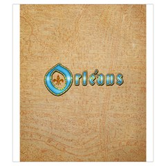 Orleans Generic  By Thomas Covert   Drawstring Pouch (medium)   Jqzg3qey0yhz   Www Artscow Com Front