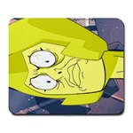 Yellow Diamond Mousepad - Large Mousepad