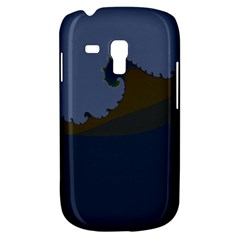 Ocean Waves Samsung Galaxy S3 Mini I8190 Hardshell Case by theunrulyartist