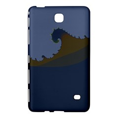 Ocean Waves Samsung Galaxy Tab 4 (7 ) Hardshell Case  by theunrulyartist