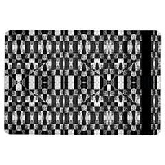 Black And White Geometric Tribal Pattern Ipad Air Flip by dflcprints