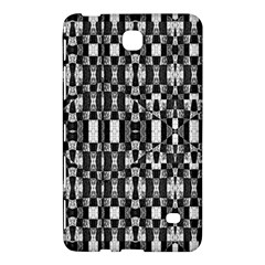 Black And White Geometric Tribal Pattern Samsung Galaxy Tab 4 (8 ) Hardshell Case  by dflcprints