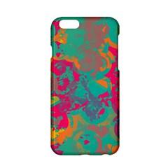 Fading Circlesapple Iphone 6/6s Hardshell Case by LalyLauraFLM