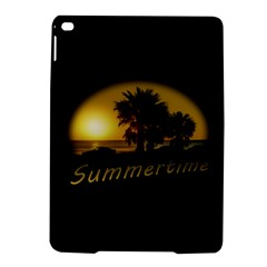 Sunset Scene At The Coast Of Montevideo Uruguay Ipad Air 2 Hardshell Cases by dflcprints