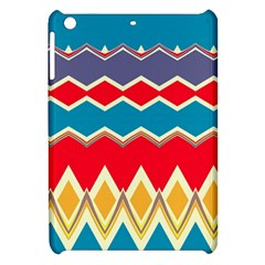 Chevrons And Rhombus			apple Ipad Mini Hardshell Case by LalyLauraFLM