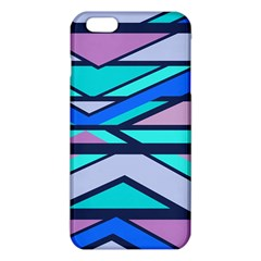 Angles And Stripesiphone 6 Plus/6s Plus Tpu Case by LalyLauraFLM