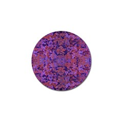 Intricate Patterned Textured  Golf Ball Marker (10 Pack) by dflcprints