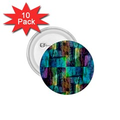 Abstract Square Wall 1 75  Buttons (10 Pack) by Costasonlineshop