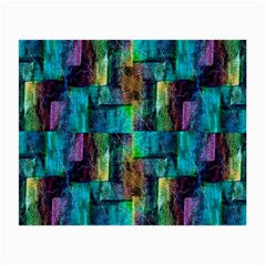 Abstract Square Wall Small Glasses Cloth (2 Side) by Costasonlineshop