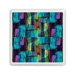 Abstract Square Wall Memory Card Reader (square)  by Costasonlineshop