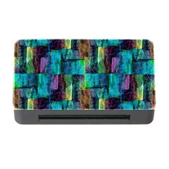 Abstract Square Wall Memory Card Reader With Cf by Costasonlineshop