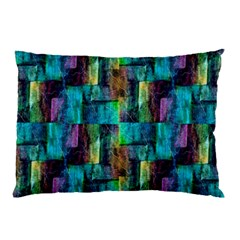 Abstract Square Wall Pillow Cases (two Sides) by Costasonlineshop