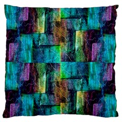 Abstract Square Wall Standard Flano Cushion Cases (one Side)  by Costasonlineshop