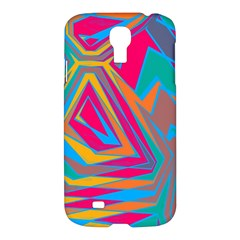Distorted Shapessamsung Galaxy S4 I9500/i9505 Hardshell Case by LalyLauraFLM