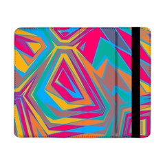 Distorted shapes			Samsung Galaxy Tab Pro 8.4  Flip Case by LalyLauraFLM