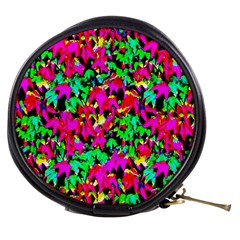 Colorful Leaves Mini Makeup Bags by Costasonlineshop
