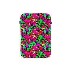 Colorful Leaves Apple Ipad Mini Protective Soft Cases by Costasonlineshop