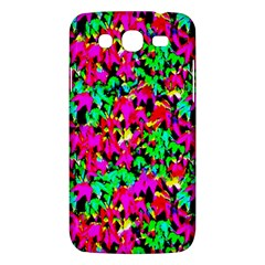 Colorful Leaves Samsung Galaxy Mega 5 8 I9152 Hardshell Case  by Costasonlineshop