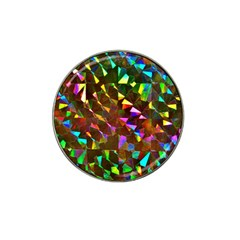 Cool Glitter Pattern Hat Clip Ball Marker (10 pack) by Costasonlineshop