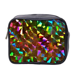 Cool Glitter Pattern Mini Toiletries Bag 2-Side by Costasonlineshop