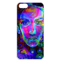 Night Dancer Apple Iphone 5 Seamless Case (white) by icarusismartdesigns