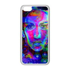 Night Dancer Apple Iphone 5c Seamless Case (white) by icarusismartdesigns