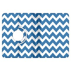 Chevron Pattern Gifts Kindle Fire Hdx Flip 360 Case by creativemom