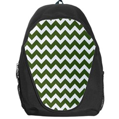 Chevron Pattern Gifts Backpack Bag by creativemom