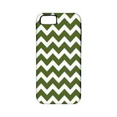 Chevron Pattern Gifts Apple Iphone 5 Classic Hardshell Case (pc+silicone) by creativemom