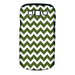 Chevron Pattern Gifts Samsung Galaxy S Iii Classic Hardshell Case (pc+silicone) by creativemom