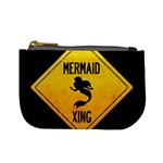 Mermaid Crossing Coin Change Purse