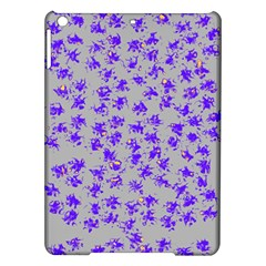 Purple Pattern Ipad Air Hardshell Cases by JDDesigns