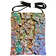 Abstract Background Wallpaper 1 Shoulder Sling Bags by Costasonlineshop