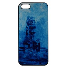 Lost At Sea Apple Iphone 5 Seamless Case (black) by timelessartoncanvas