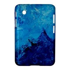 Waves Samsung Galaxy Tab 2 (7 ) P3100 Hardshell Case  by timelessartoncanvas