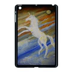 Unicorn In The Sky  Apple iPad Mini Case (Black) by JDDesigns