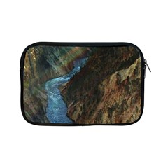 Yellowstone Lower Falls Apple Ipad Mini Zipper Cases by trendistuff