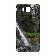 WATERFALL Samsung Galaxy Alpha Hardshell Back Case by trendistuff