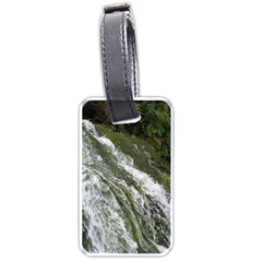 WATER OVERFLOW Luggage Tags (One Side)  by trendistuff
