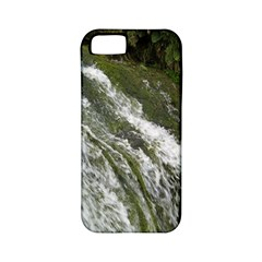Water Overflow Apple Iphone 5 Classic Hardshell Case (pc+silicone) by trendistuff