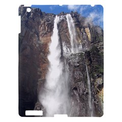 Salto Del Angel Apple Ipad 3/4 Hardshell Case by trendistuff
