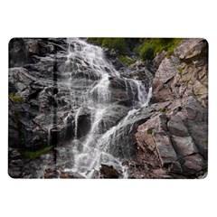 Mountain Waterfall Samsung Galaxy Tab 10 1  P7500 Flip Case by trendistuff